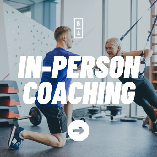 In Person Coaching